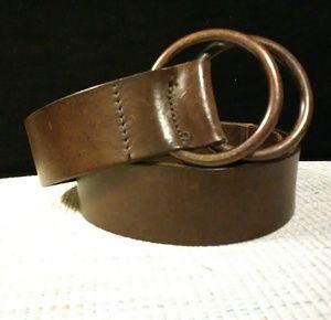 HH Belts Wide Genuine Leather Self Tightening Belt